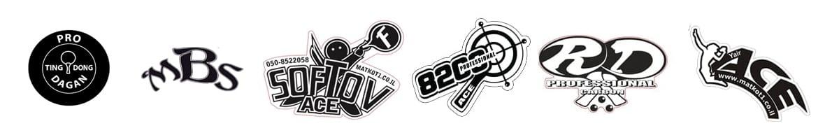 מטקות , מטקה, מטקות קרבון Logo